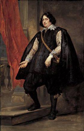 Bildnis des Filips de Godines