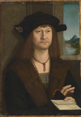 Bildnis des Hieronymus II. Haller zu Kalchreuth