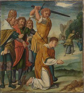 Cyriakus-Folge: Tod des hl. Cyriakus
