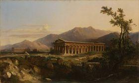 Der Poseidontempel in Paestum