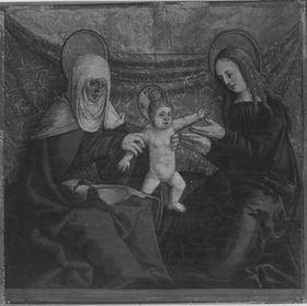 Hl. Anna selbdritt (Der erste Schritt)