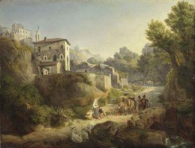 Kapelle bei Marino in den Albaner Bergen