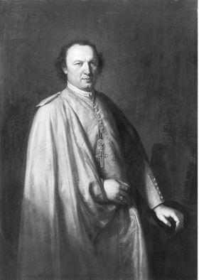 Gilbert Michl, letzter Abt von Steingaden