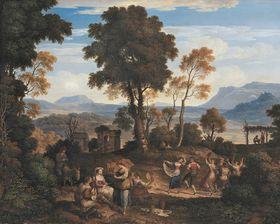 Winzerfest bei Olevano