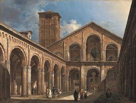 San Ambrogio in Mailand