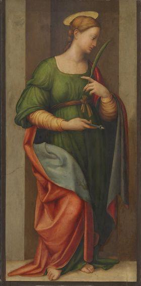 Hl. Apollonia