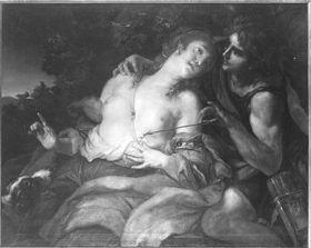 Cephalus und Procris