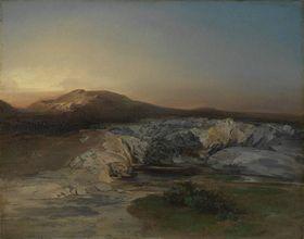 Die Quelle Kallirrhoe bei Athen