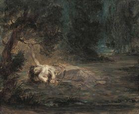 Der Tod der Ophelia