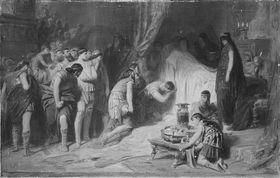 Tod Alexanders des Großen