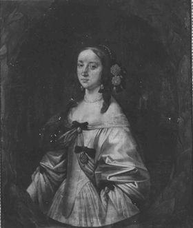 Maria Eleonore, Gräfin von Solms (?)
