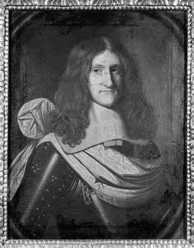 Bildnis von Landgraf Georg III. von Hessen-Itter (1632-1676)