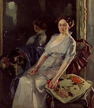 Frau Geheimrat Hochhaus