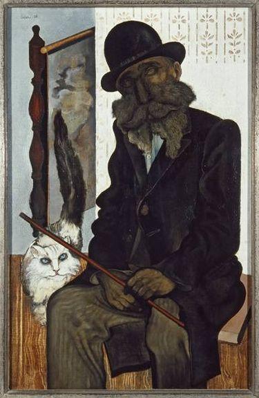 Herr Cléron, der Katzenzüchter