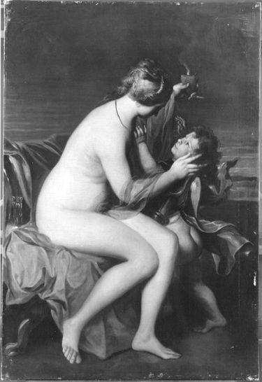 Venus und Amor (Allegorie der Liebe)