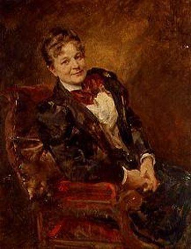 Frau Professor Buschbeck
