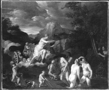 Die Vergötterung des Aeneas