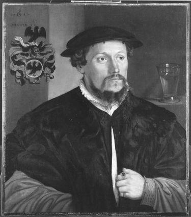 Bildnis Lienhard Hirschvogel