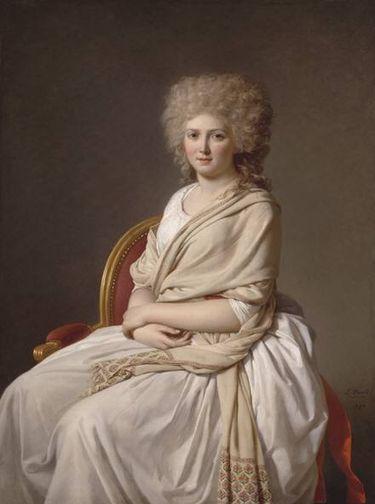 Anne-Marie-Louise Thélusson, Comtesse de Sorcy