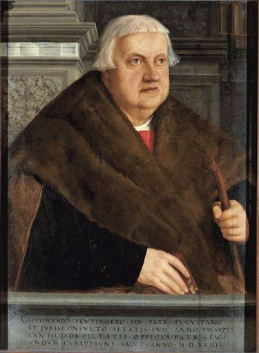 Bildnis Conrad Peutinger