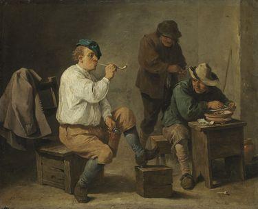 Drei Bauern