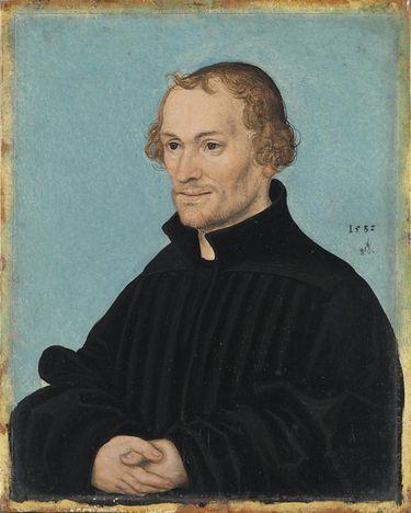 Bildnis des Philipp Melanchthon