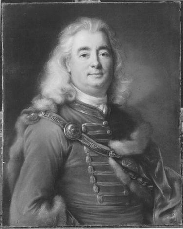 Ladislaus Kökényesdi von Vetes (1685-1756)