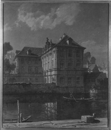 Concordiahaus (Im Mondlicht)