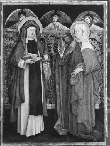 Hll. Klara und Elisabeth