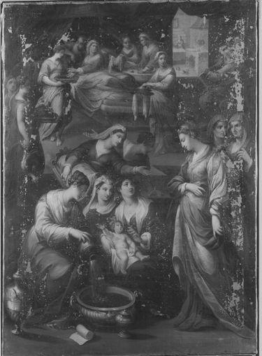 Geburt des Johannes des Täufers