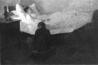 Am Krankenbett