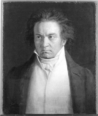Ludwig van Beethoven (nach Waldmüller)