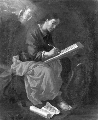Der hl. Johannes Evangelist