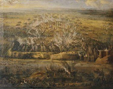Die Schlacht von Chotin, 1673