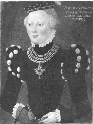 Bildnis Ursula Nothafft