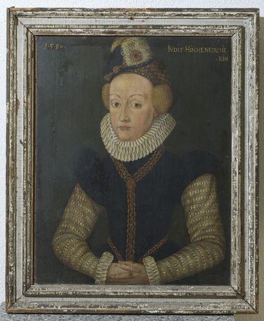 Bildnis der Judith Höchenkirchen