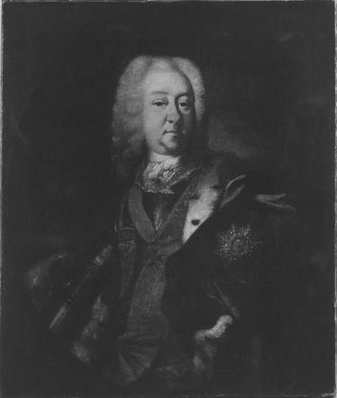 Bildnis von Herzog Eberhard Ludwig von Württemberg