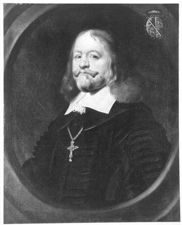 Bildnis des Philipp Valentin Voit von Rieneck, Fürstbischof von Bamberg (1612-1672)