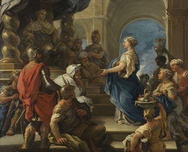 Salome und die Königin von Saba