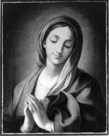 Betende Maria