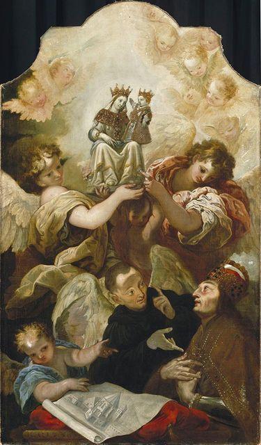 Die legendäre Gründung Kloster Ettals