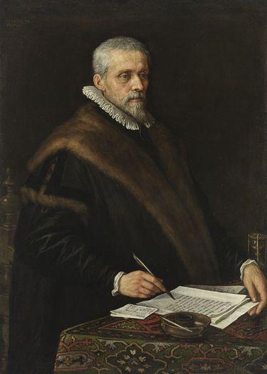 Bildnis des Kaufmanns Leonhard Hermann