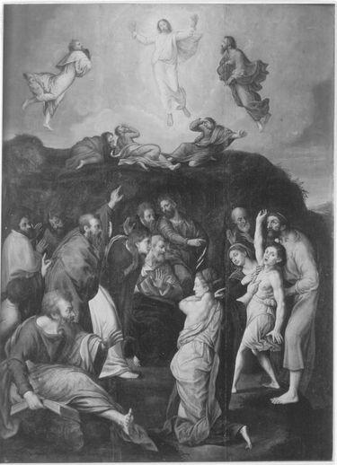 Die Verklärung Christi (nach Raffael)