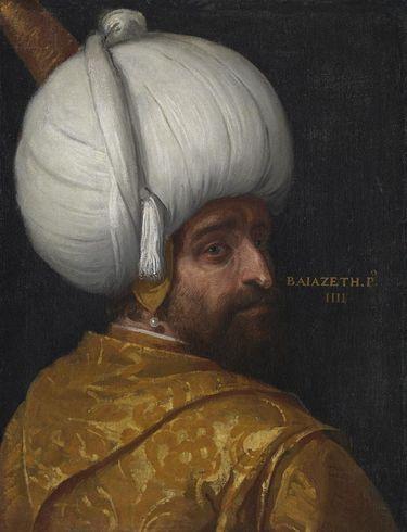 Sultan Bajozeth I.