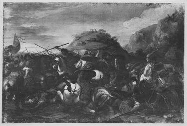 Moses Sieg über die Amalekiter
