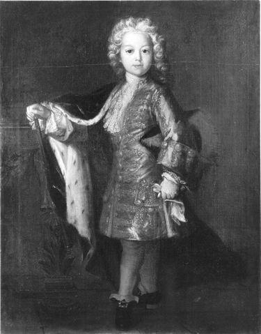 Kurprinz Karl Albrecht von Bayern