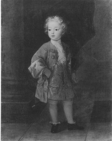 Philipp Moritz, Sohn Max Emanuels