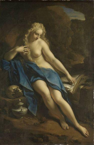 Büßende Maria Magdalena