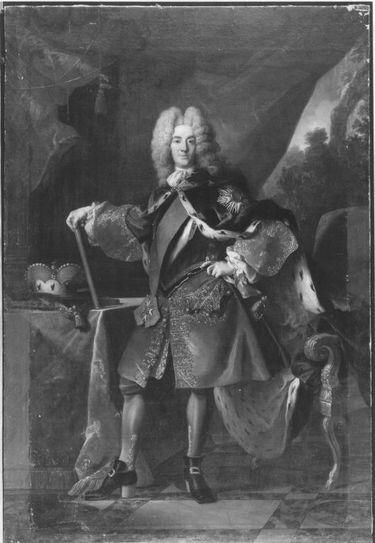 Bildnis Pfalzgraf Gustav Samuel Leopold von Zweibrücken