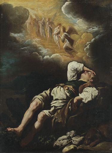 Jakobs Traum von der Himmelsleiter
